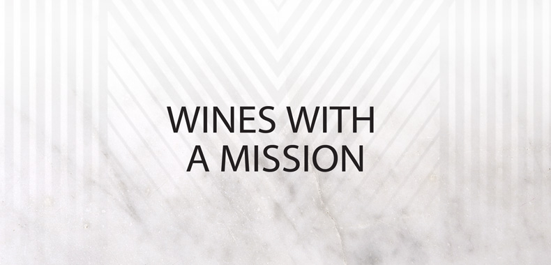Wines with a mission