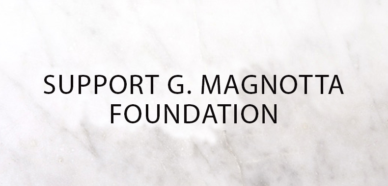 Support G. Magnotta Foundation