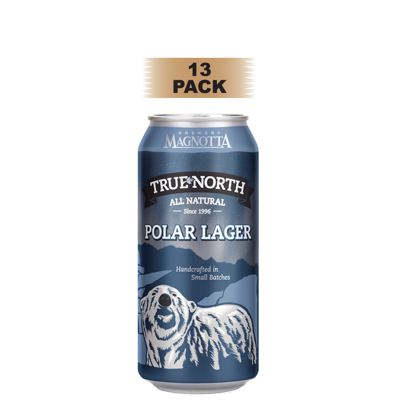 True North Polar Lager - 13 Pack