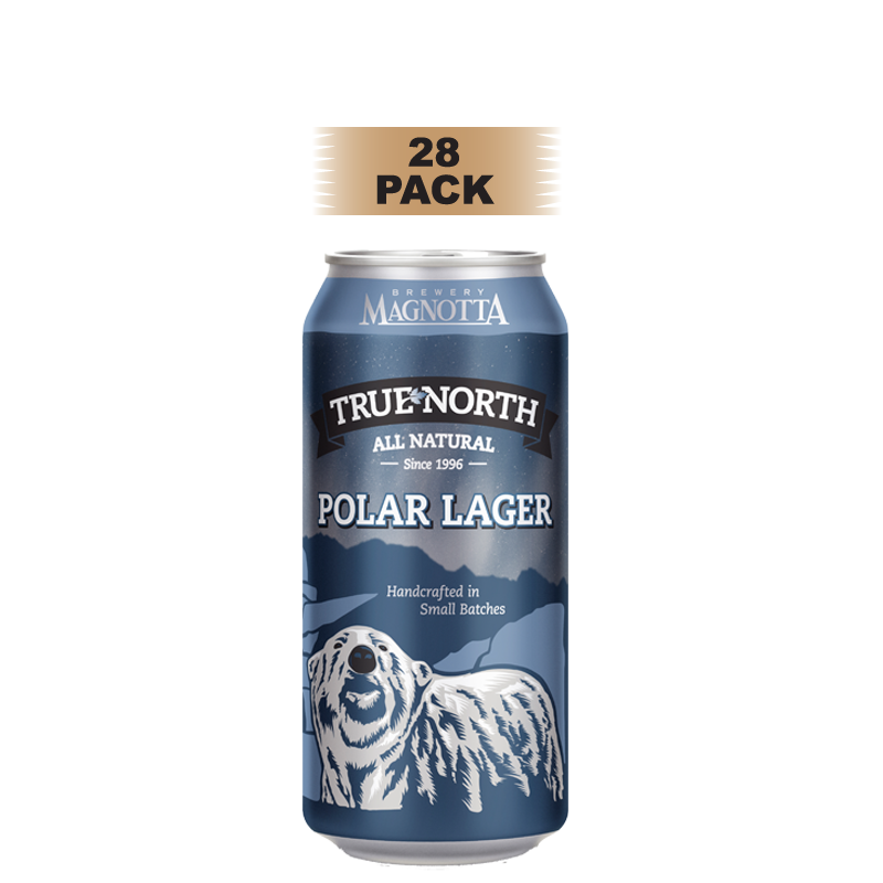True North Polar Lager - 28 Pack