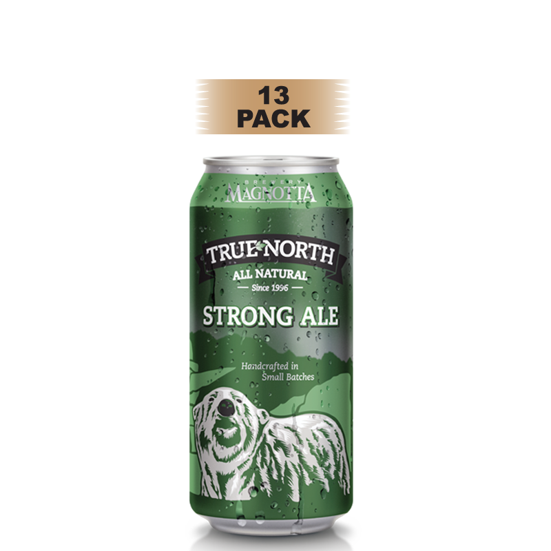 True North Strong Ale - 13 Pack