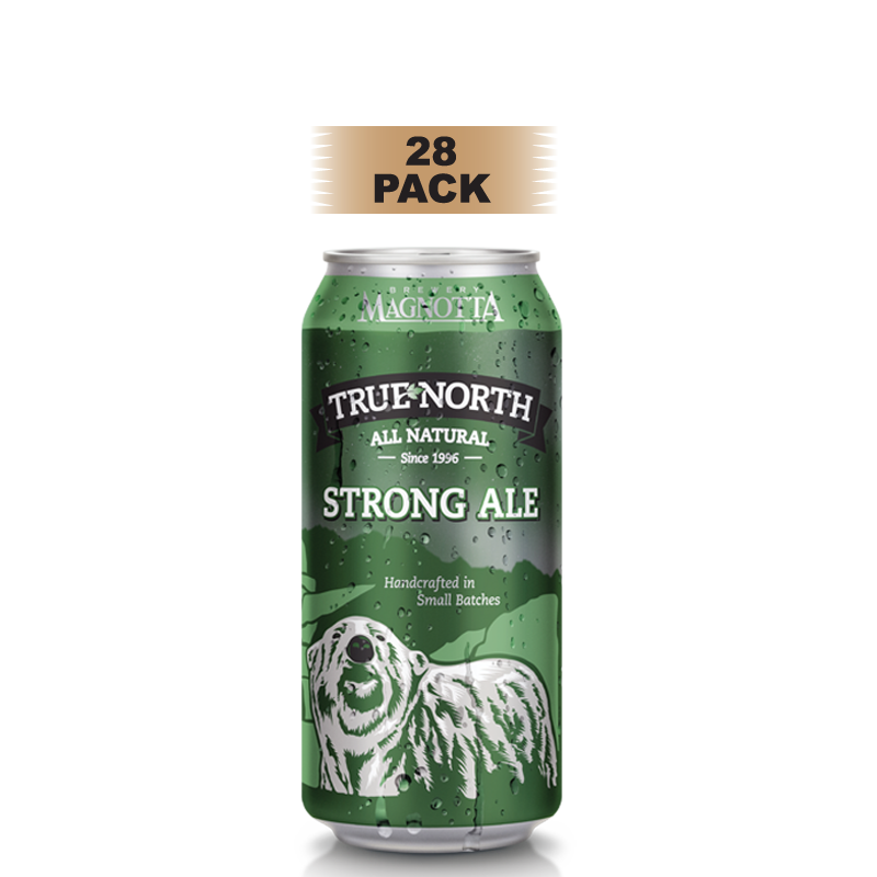 True North Strong Ale - 28 Pack