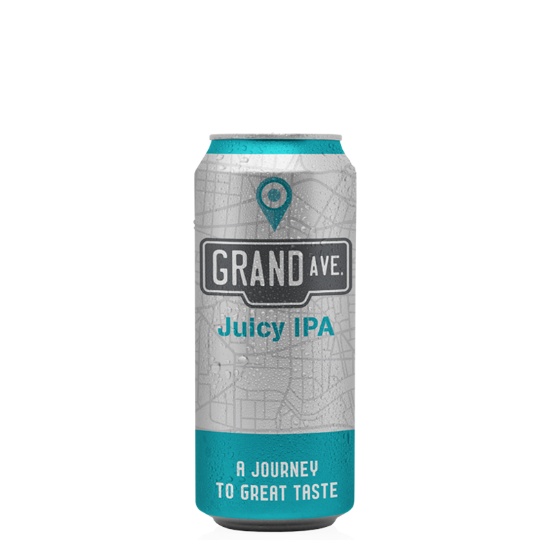 Grand Ave Juicy IPA