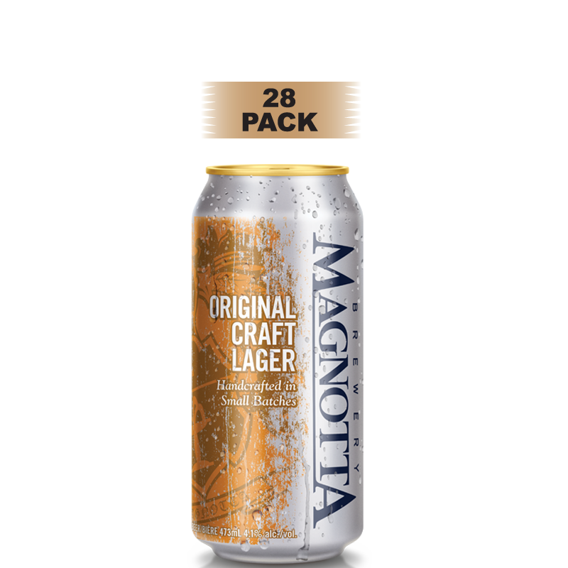 Original Craft Lager - 28 Pack