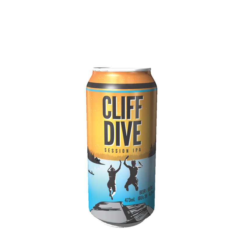 Cliff Dive IPA