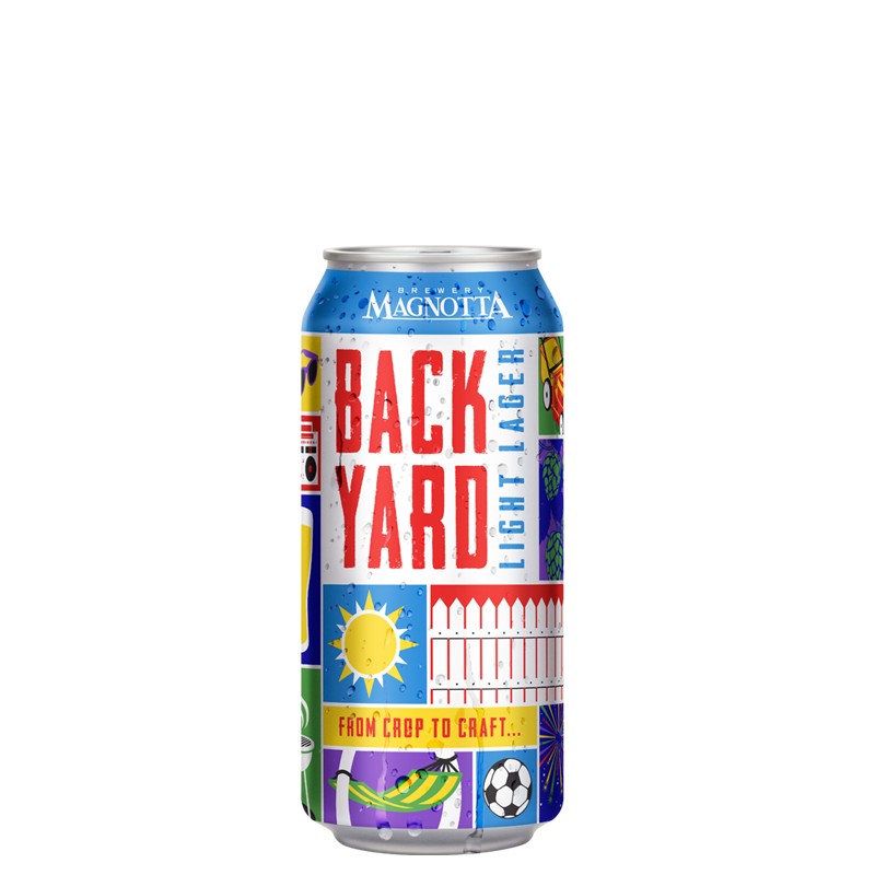 Backyard Light Lager