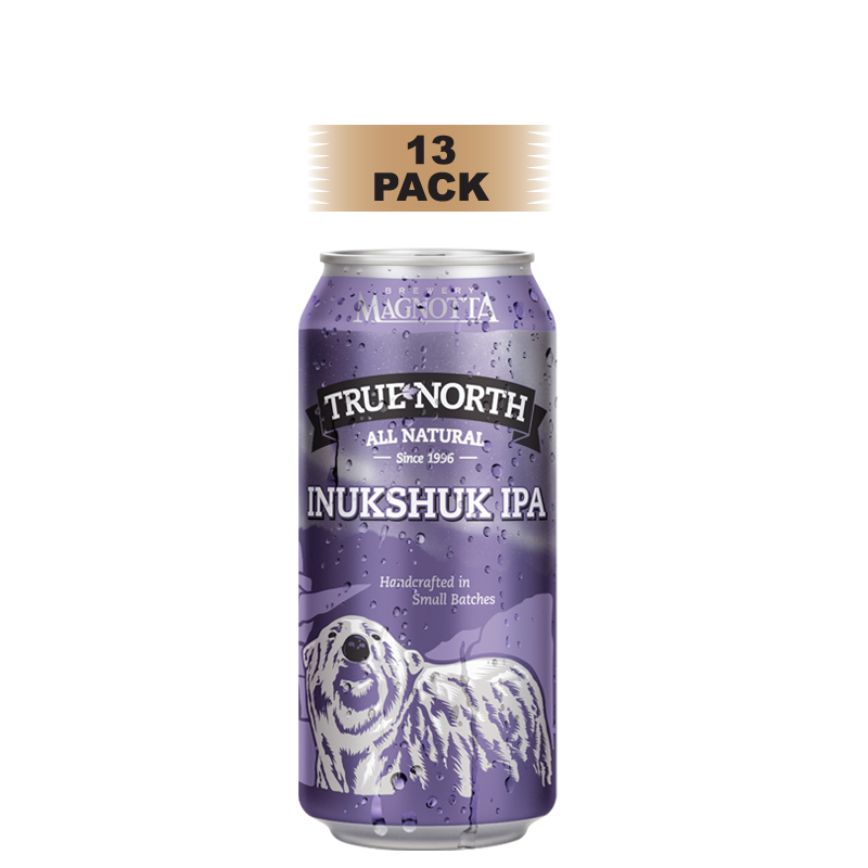 True North Inukshuk IPA - 13 Pack