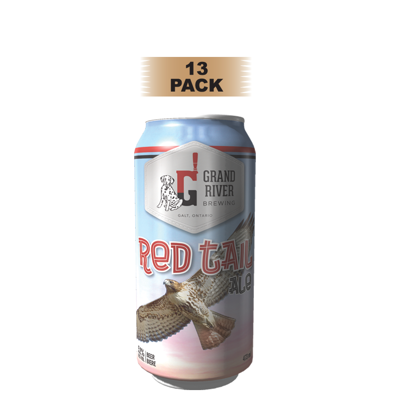 Red Tail Ale - 13 Pack