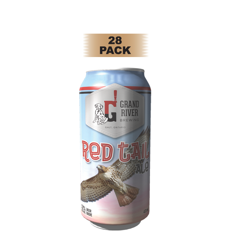Red Tail Ale - 28 Pack