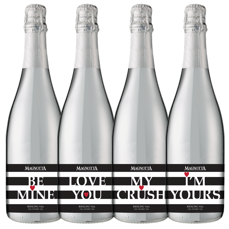 2017 Riesling Love Message Sparkling VQA