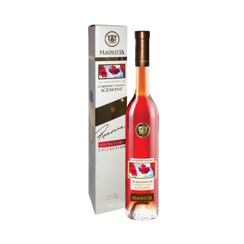 Rossana Signature Collection 2015 Cabernet Franc Icewine VQA