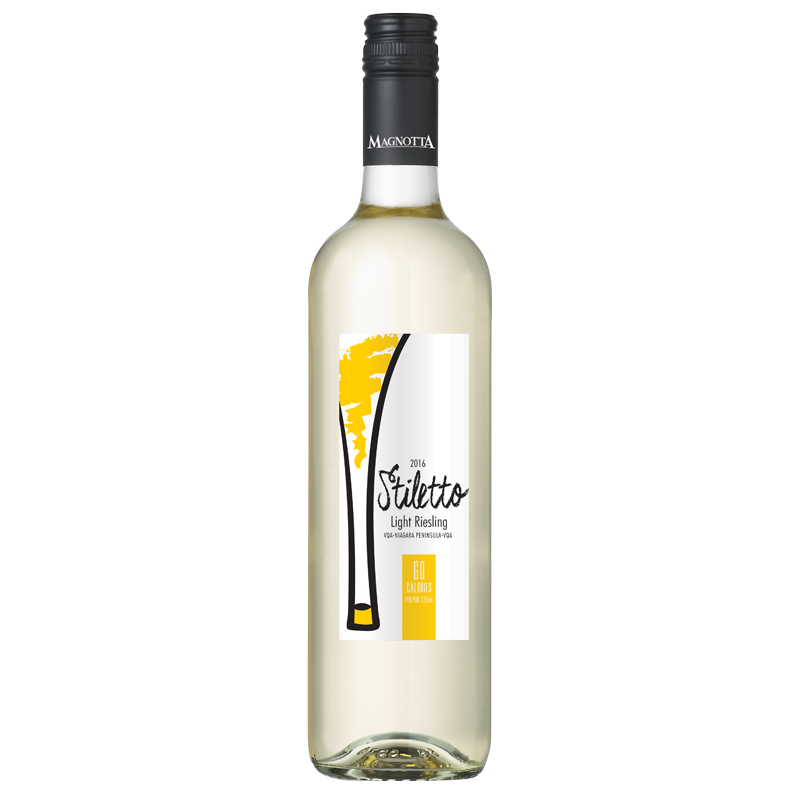 2018 Stiletto Light Riesling VQA